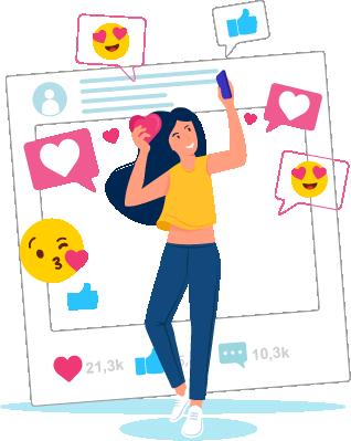 Social Media Marketing - Influencer